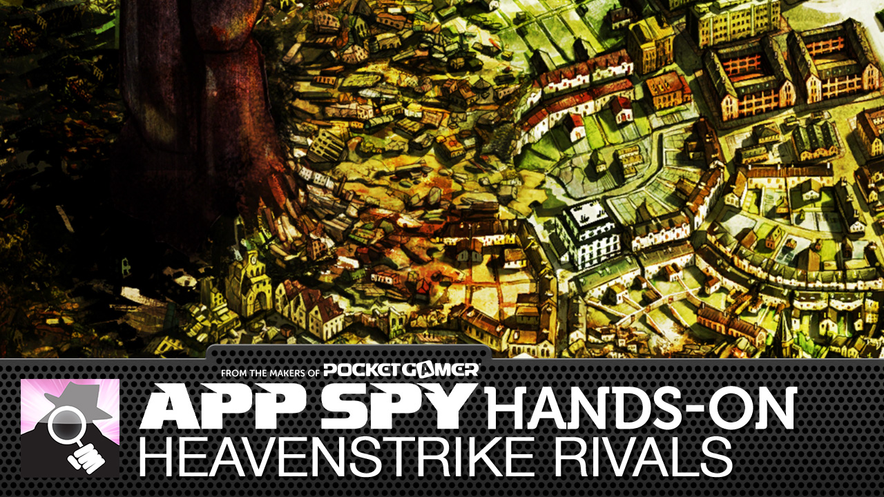 Heavenstrike Rivals is Square Enix's free-to-play strategy RPG