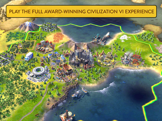 Civilization VI is taking you to the land down under