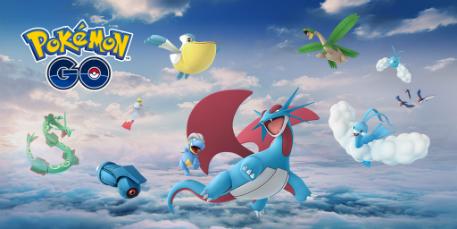 Pokemon GO Android,iPhone,iPad, screenshot