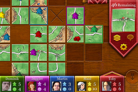 Classic board game Carcassone receives its largest discount yet