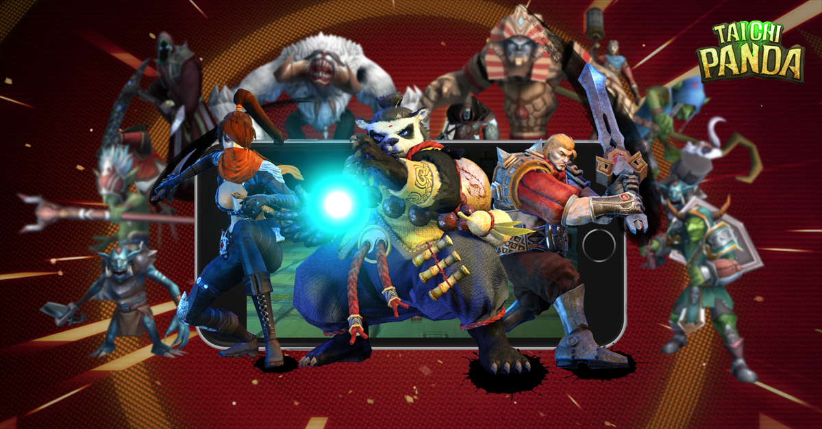 Taichi Panda is a console-style action RPG excellently condensed onto mobile [sponsored]