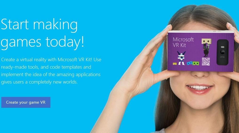 Did Microsoft just accidentally leak a Google Cardboard competitor?