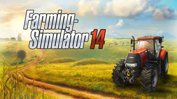 Time to harvest your crops as Farming Simulator 14 goes live on iOS and Android