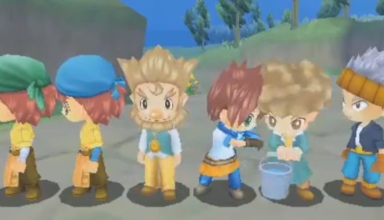 Harvest Moon creator's Hometown Story is coming to iOS but with IAPs and less content