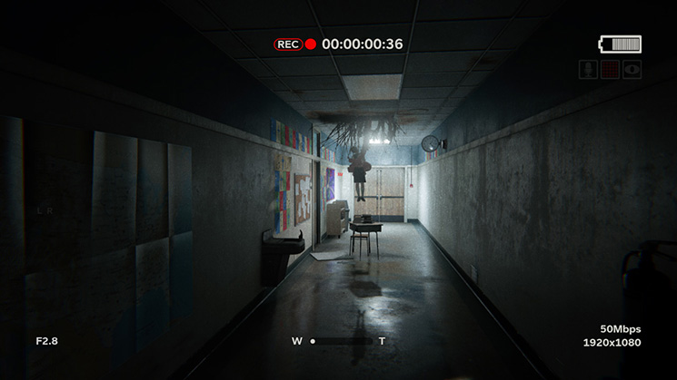 Outlast 2 Switch review - A stunning horror game that's close to a perfect port