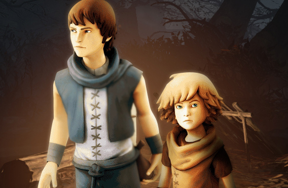 E3 2015: Brothers: A Tale of Two Sons is coming to mobile, and we've got HD video of it in action