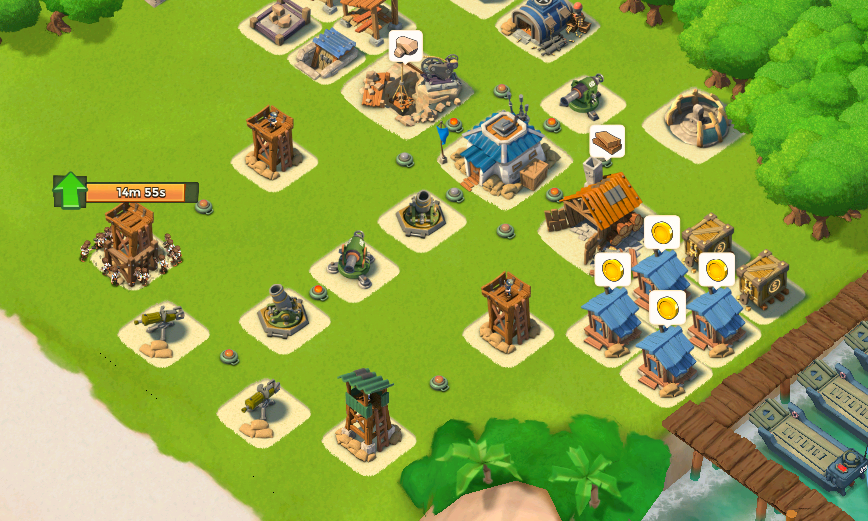 The Boom Beach Diary (Week 2), powered by AppSpy