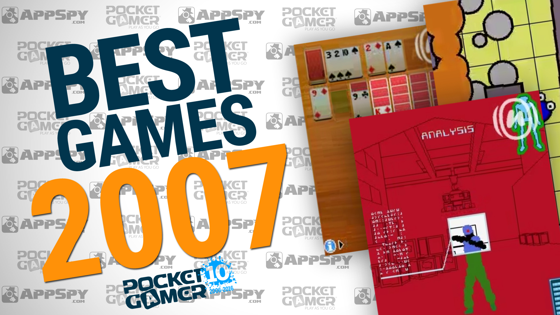 Best games of 2007