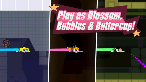 [Update] Out at midnight: Powerpuff Girls - Defenders of Townsville is a licensed Metroidvania from Radiangames