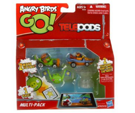 Angry Birds Go Multi-pack - toy guide