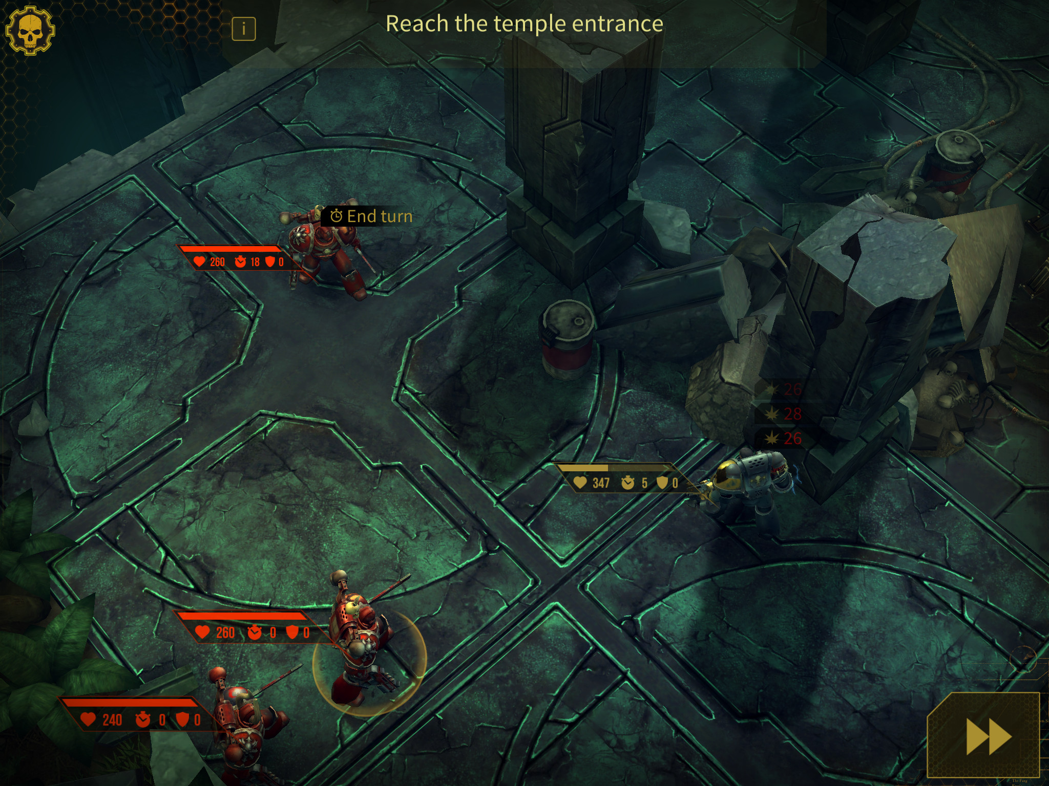 Warhammer 40,000: Space Wolf finally gets huge PvP multiplayer update