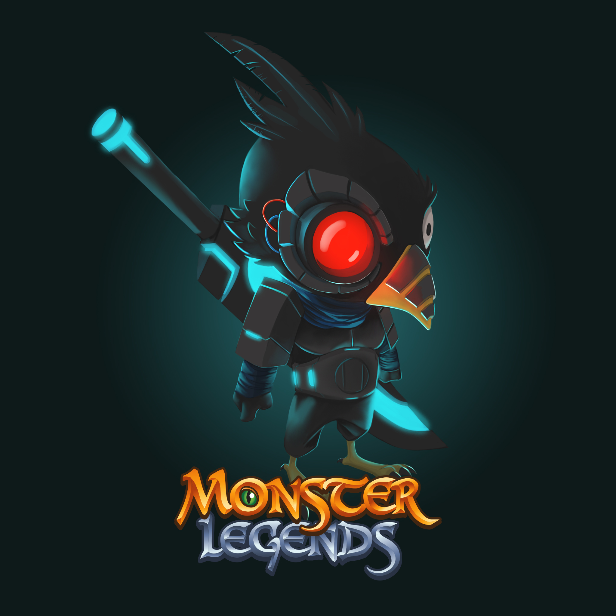 monster legends android iphone ipad wallpaper