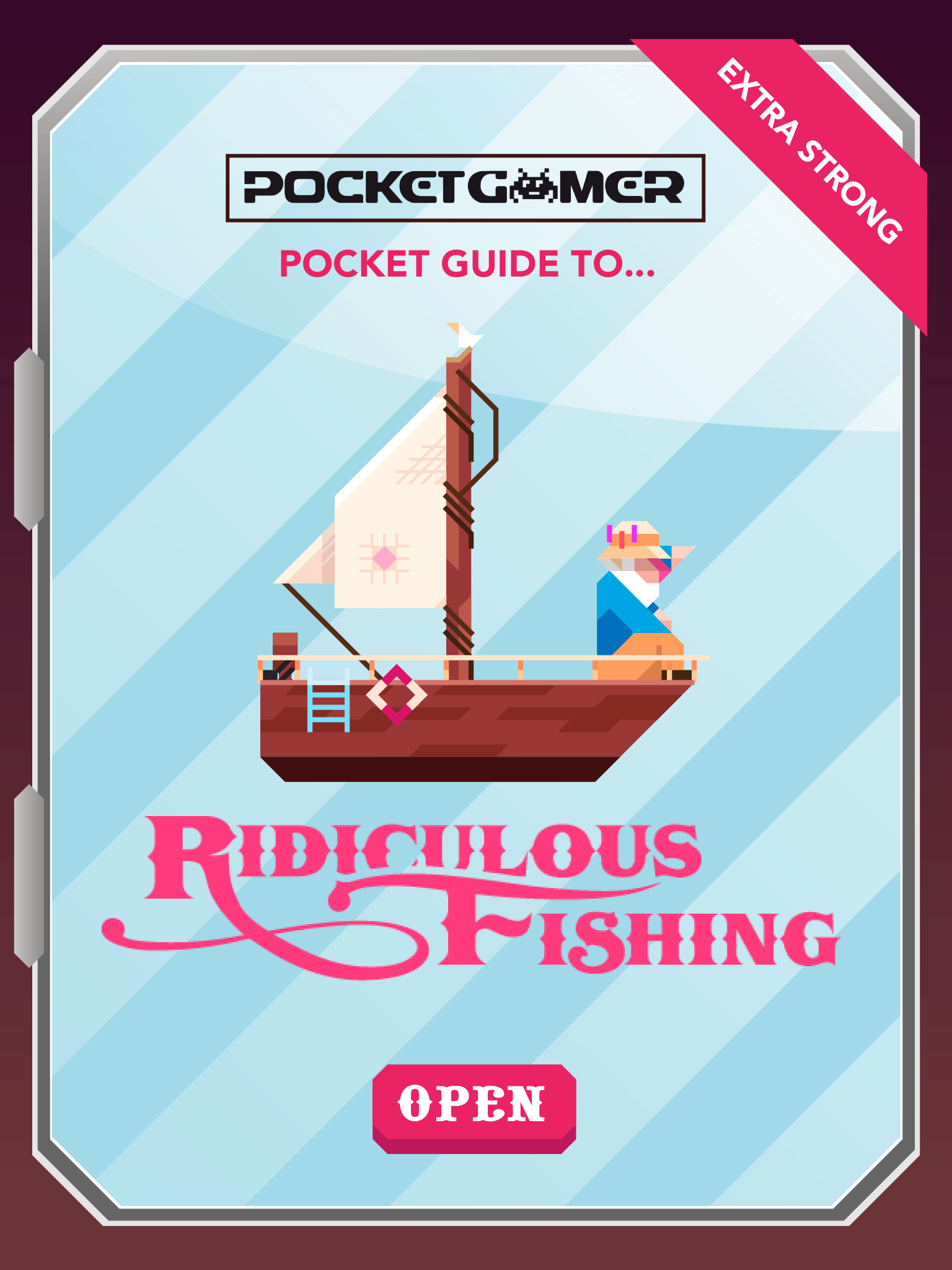 Pocket Gamer's Pocket Guide to Ridiculous Fishing is now live