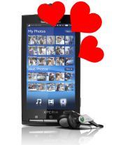 Sony Ericsson hints at Valentine's Day release for Xperia X10