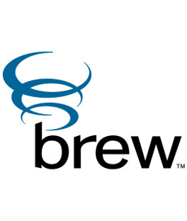 See the graphical difference between Java and BREW games