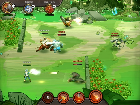 Play Sigils: Battle for Raios right now to win a branded iPad and other Gameforge goodies