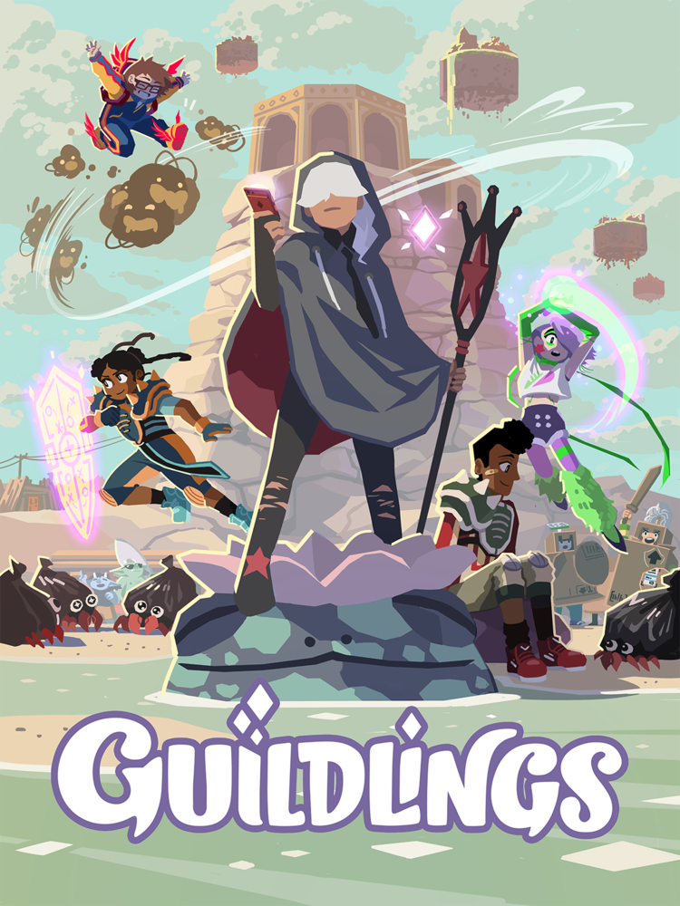 The gorgeous fantasy adventure Guildlings kicks off on iOS and Android later this year and I'm already excited about it