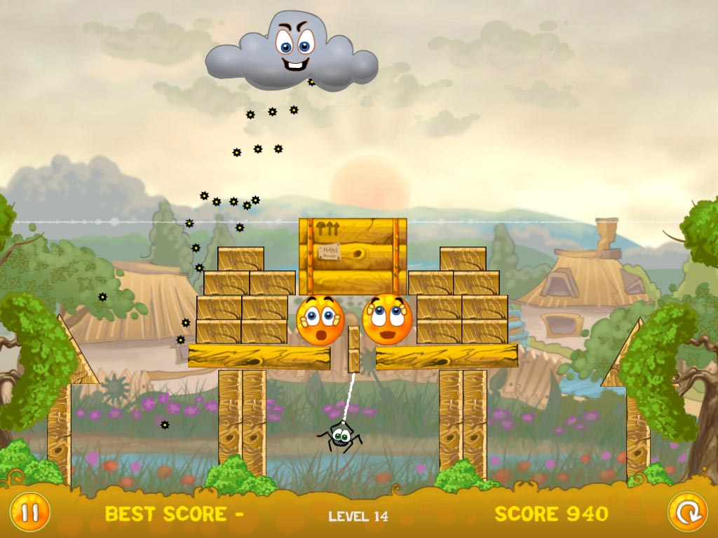 Cover Orange iPad physics game trailer | Articles | Pocket Gamer