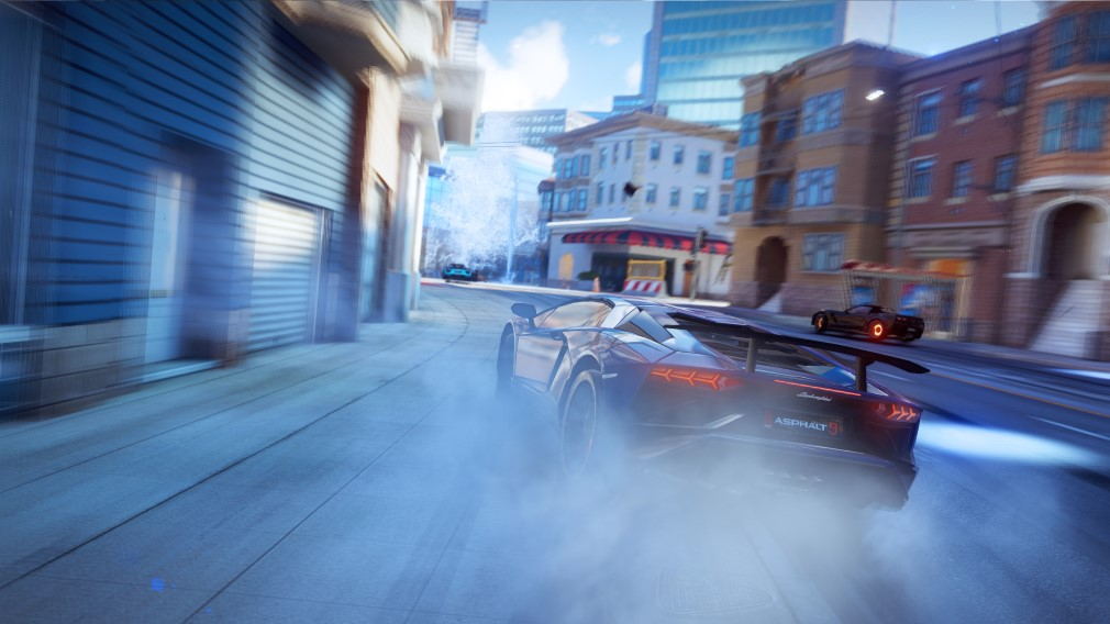 Asphalt 9 S Stripped Back Controls Are The Best Way To Play The Game