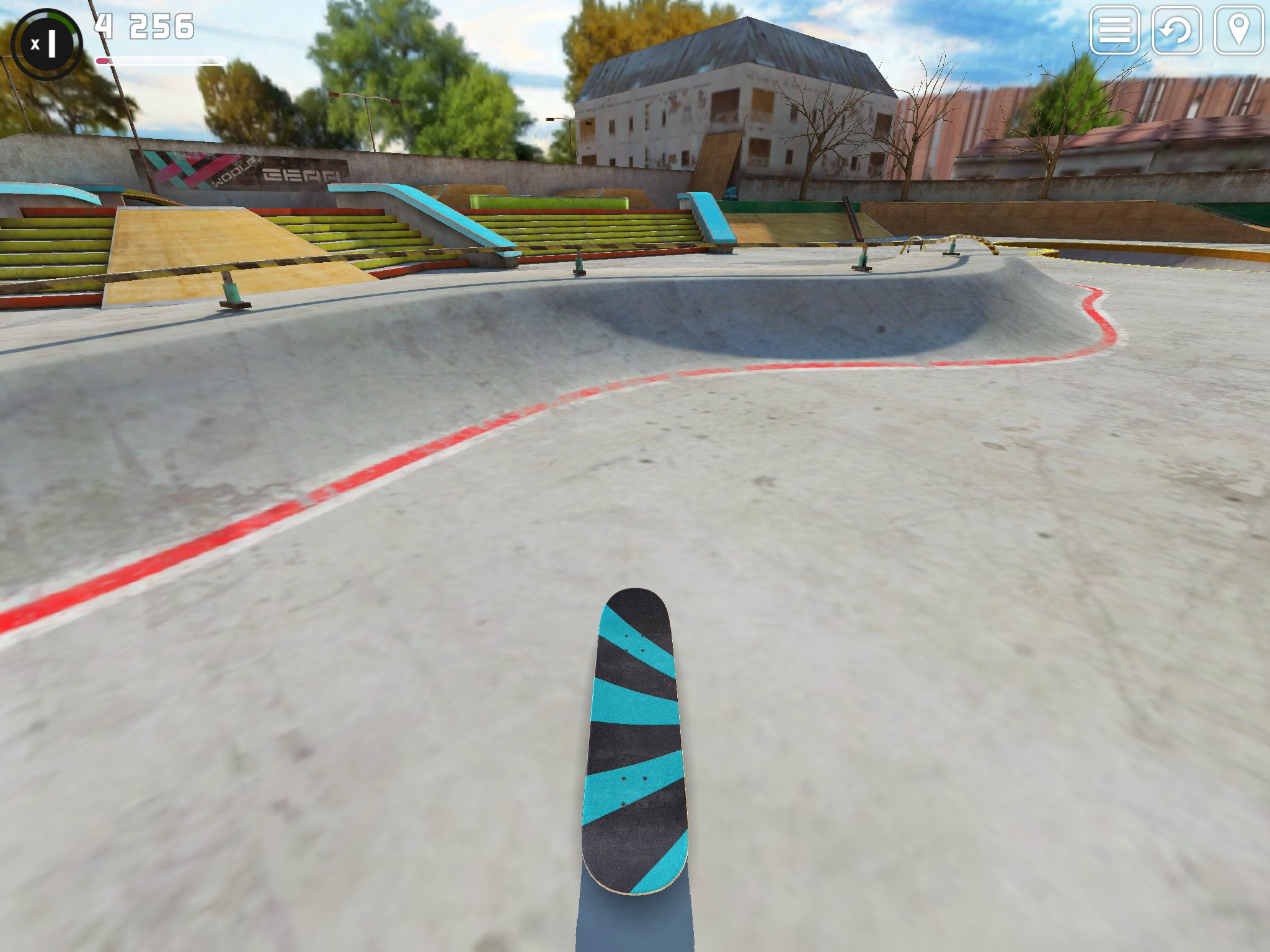 Illusion Labs has just added another skatepark to Gold Award-winning finger-flicking game Touchgrind Skate 2