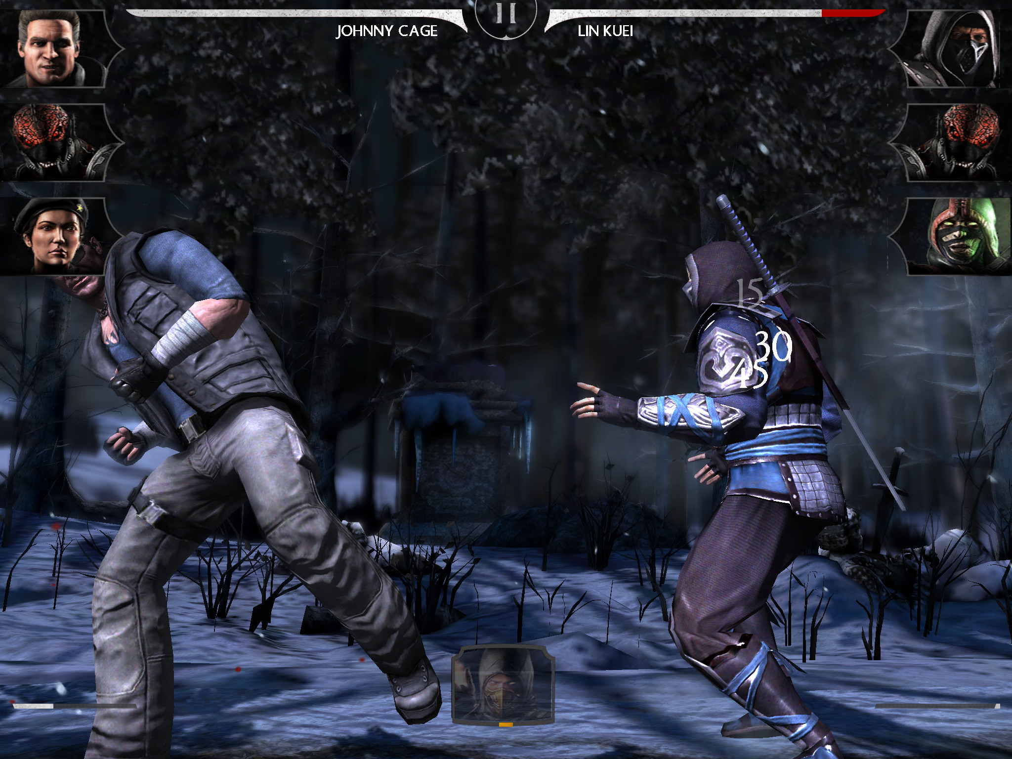 Mortal Kombat X for Android is rolling out to different countries right now