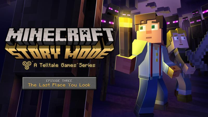 Minecraft: Story Mode's third episode enters The End on November 24th