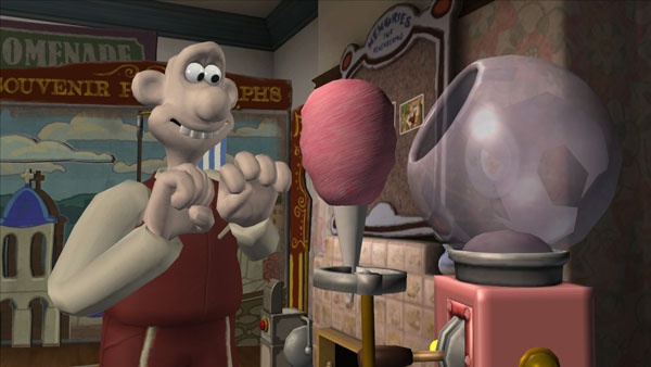 Wallace & Gromit: The Last Resort