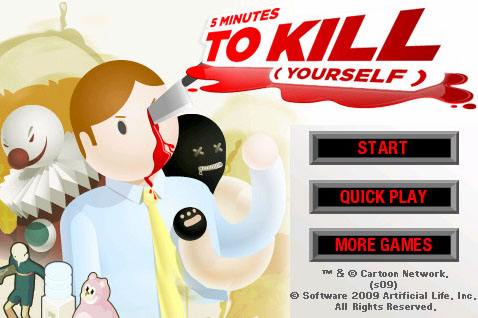 Five Minutes to Kill (Yourself) now on iPhone