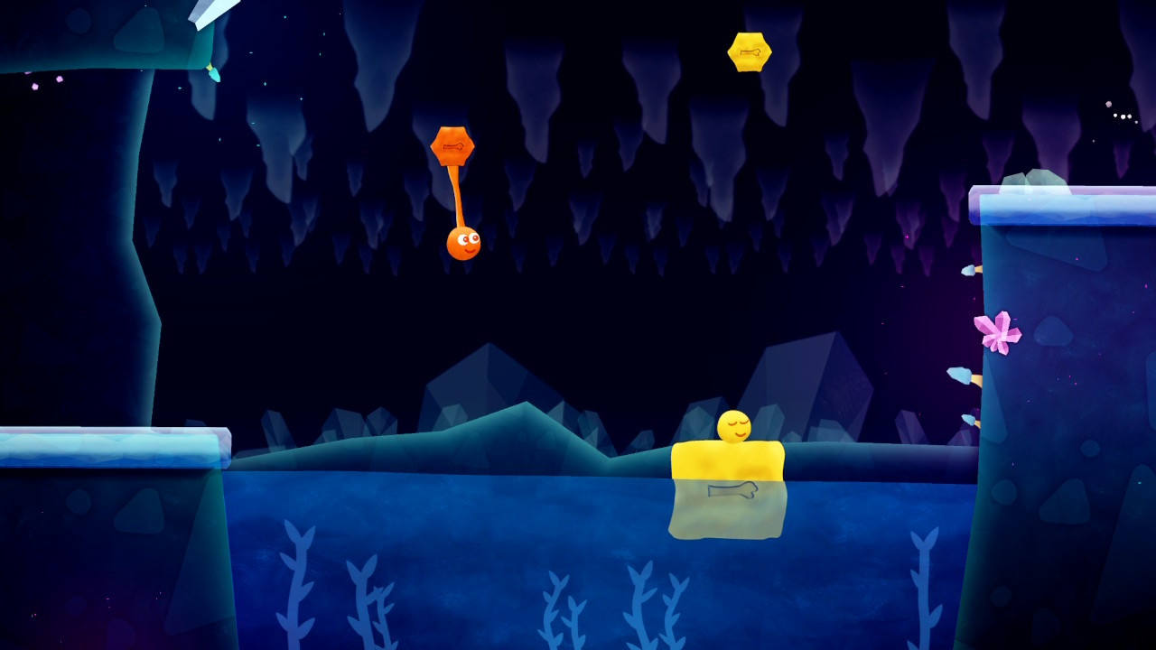Putty Pals review - Co-op platformer ideal for Switch