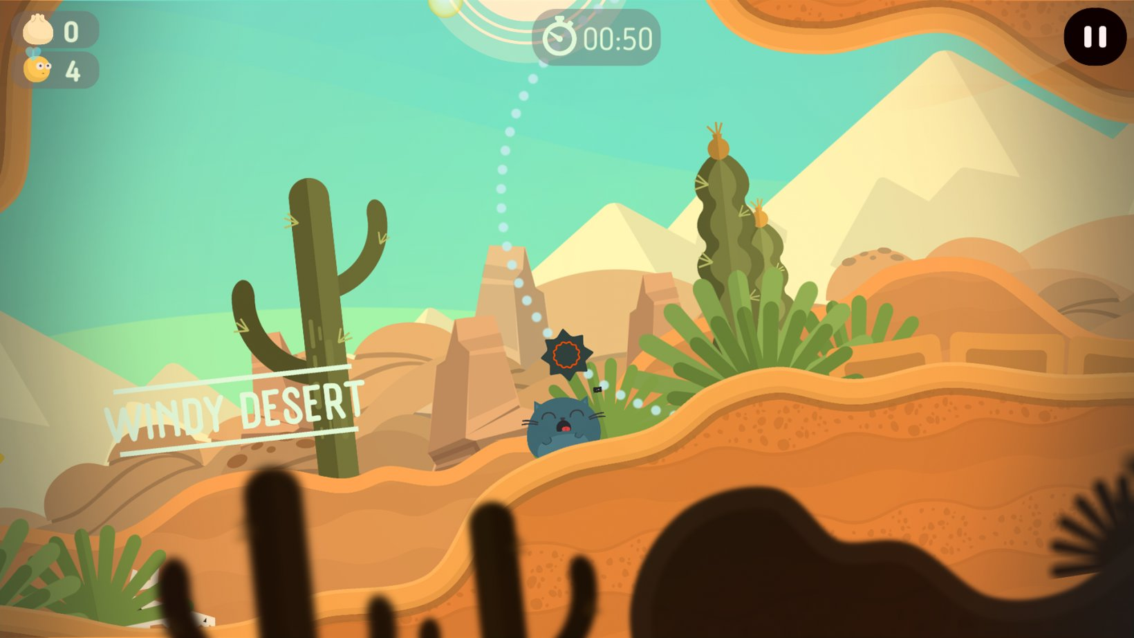 The Big Journey is an utterly adorable physics-based platformer, coming to iOS next week