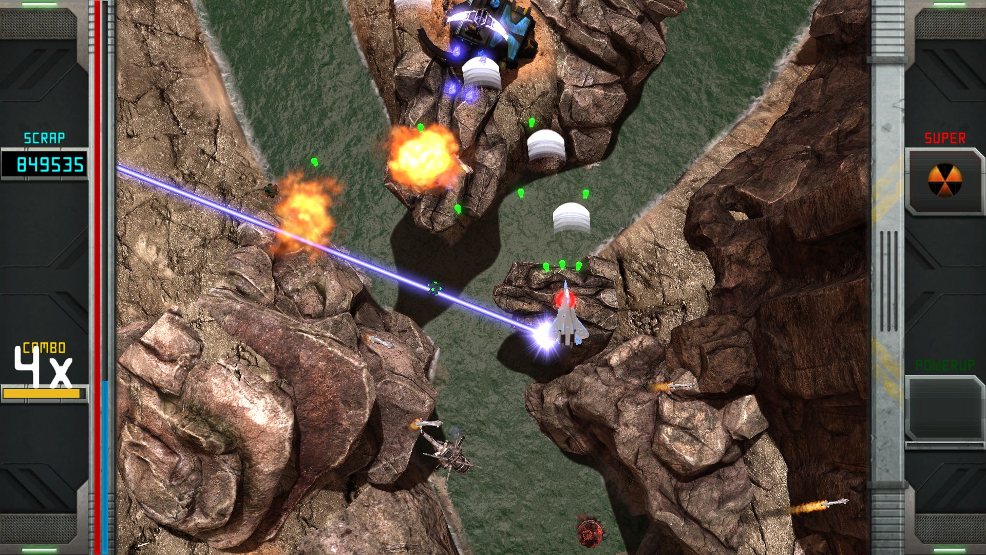 Ex-Gears of War programmer takes wraps off explosive iOS shooter Revolution Ace