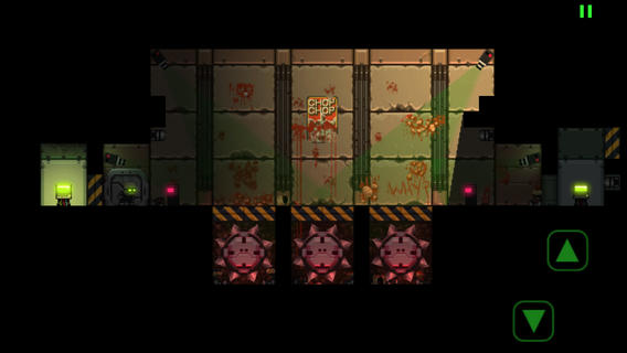 Stealth Inc. is free on iOS and why are you still reading this go get it