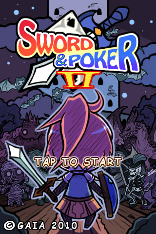 Poker RPG Sword & Poker getting sequel soon