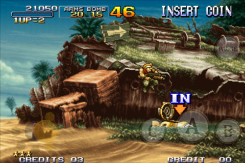 Humble NEOGEO Android Bundle packages the SNK Summer Sale up for less than $5