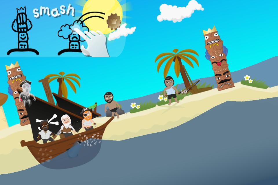 Piratical pearler Plunderland updated with brand new campaign on iPhone and iPad