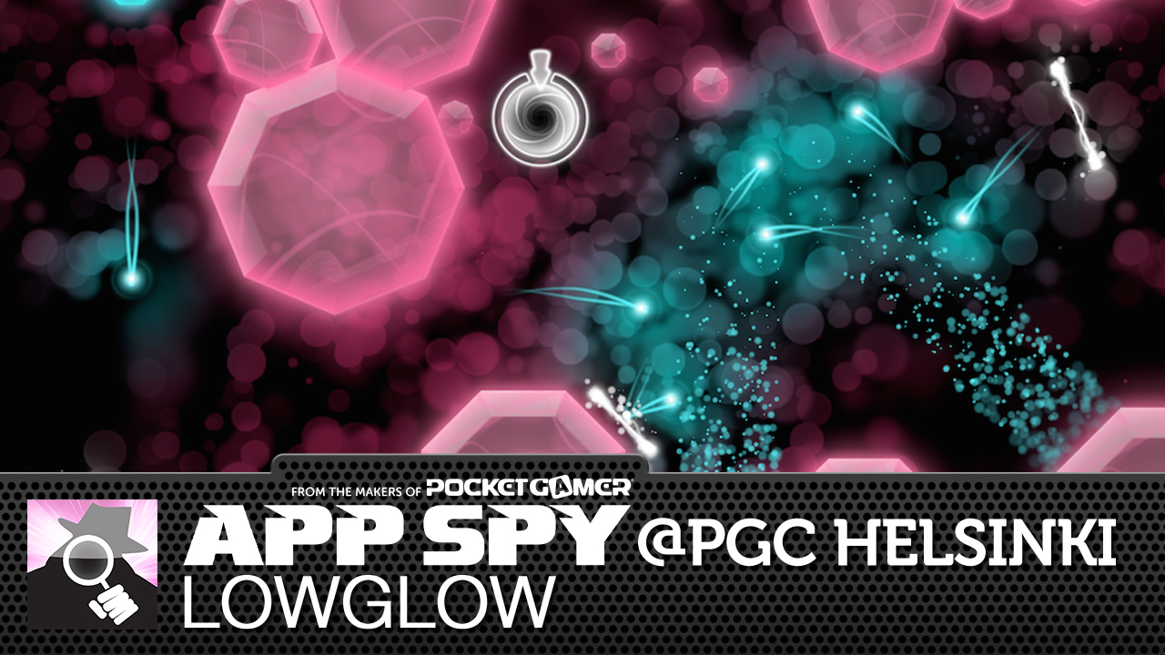 PGCHelsinki: Lowglow dims the lights a little to bring you a compelling little game of physics