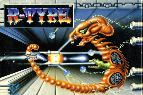 R-Type preparing to defend the iPhone from the Bydo Empire