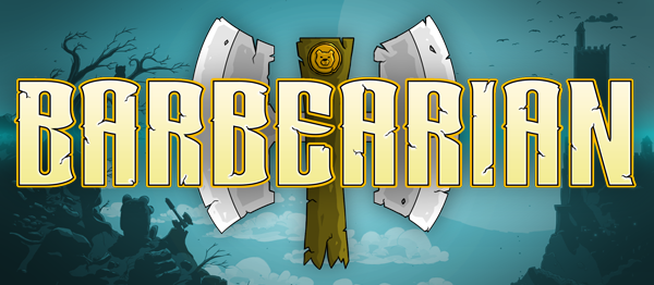 Barbearian is a colorful hack-and-slash featuring massive battles, coming this summer to iOS