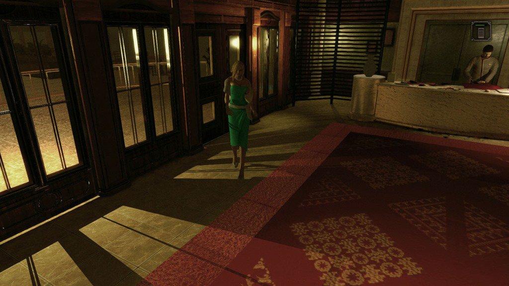 NightCry's first gameplay trailer shows off the 'Scissorwalker'