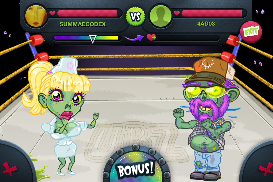 Is your zombie the toughest? Show the world in turn-based freemium game Ultimate Battle Zombies