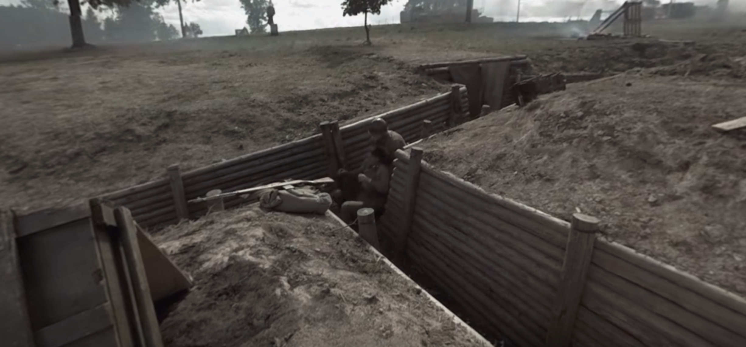 World of Tanks dev Wargaming releases 360 degree WW2 battle reenactment video
