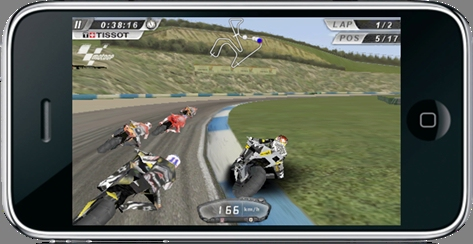 MotoGP 2010 iPhone due out on August 11th