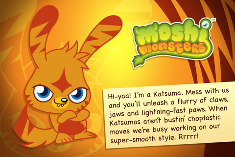 iPhone Moshi Monsters MouthOff App hits the App Store