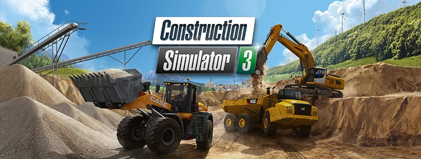 Construction Simulator 3 is announced to launch early next year