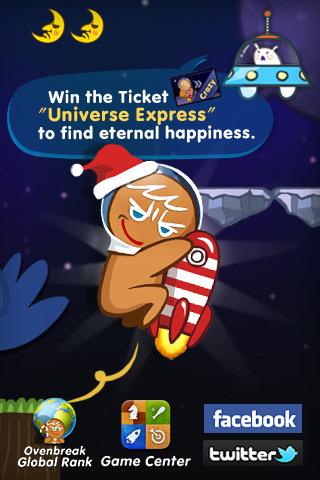 Free iPhone game: OvenBreak - Infinity