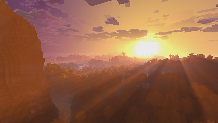 Minecraft at E3 in a nutshell: cross-platform play, very shiny new graphics, and more