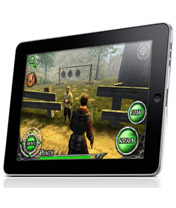 iPhone games developers excited by the iPad's 'big screen experience'