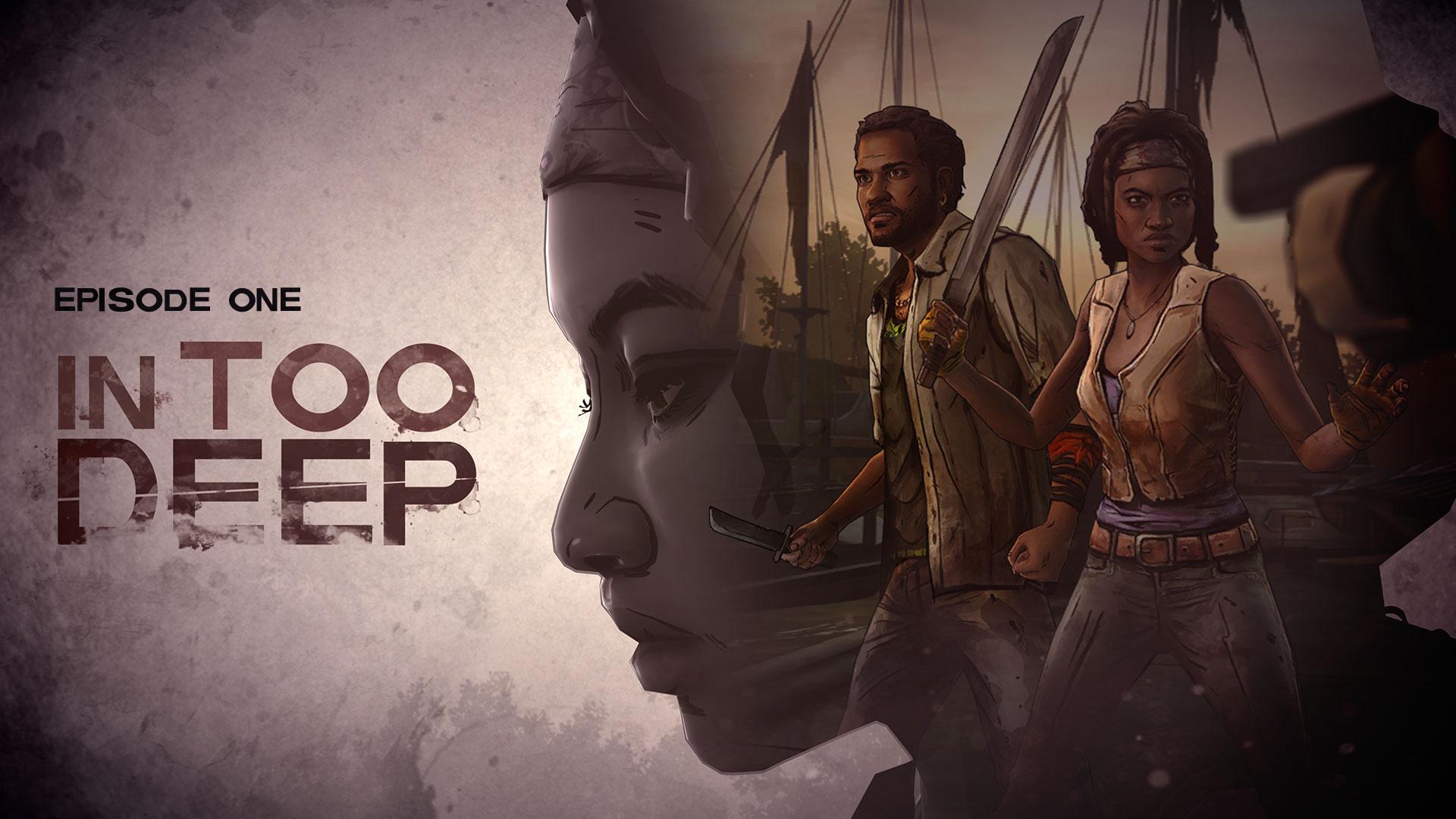 The Walking Dead: Michonne Episode One - In Too Deep