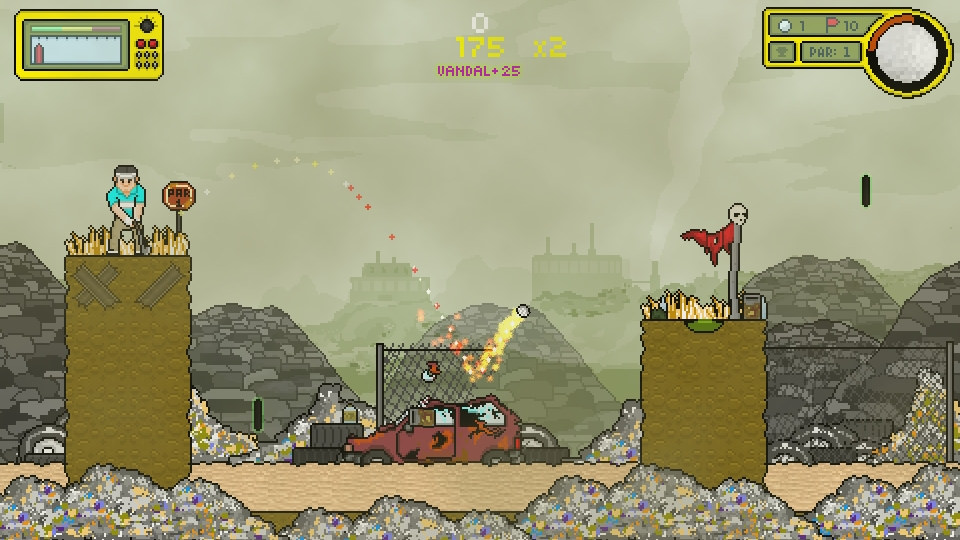 Nuclear Golf is a radioactive sport sim due this Summer