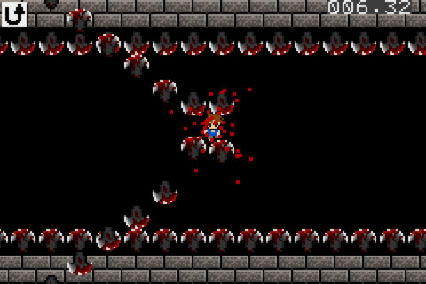 Square Enix releases 'murderously difficult' iPhone action-platformer 774 Deaths